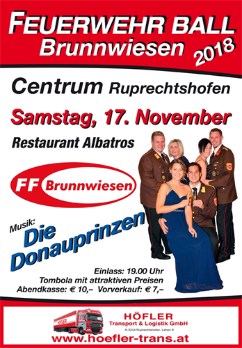 FF Brunnwiesen Ball 2018